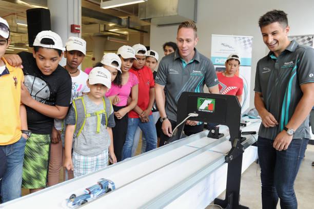 Jaguar Cars Brings STEM Education Initiative To New York City Ahead Of The Qualcomm New York City ePrix:ニュース(壁紙.com)