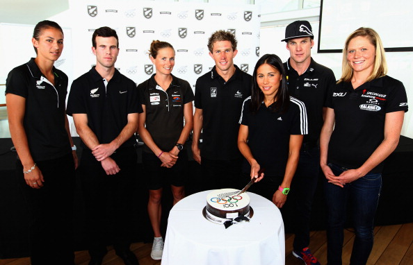 2012 Summer Olympics - London「New Zealand Triathlon and Football Olympic Selection Announcements」:写真・画像(4)[壁紙.com]
