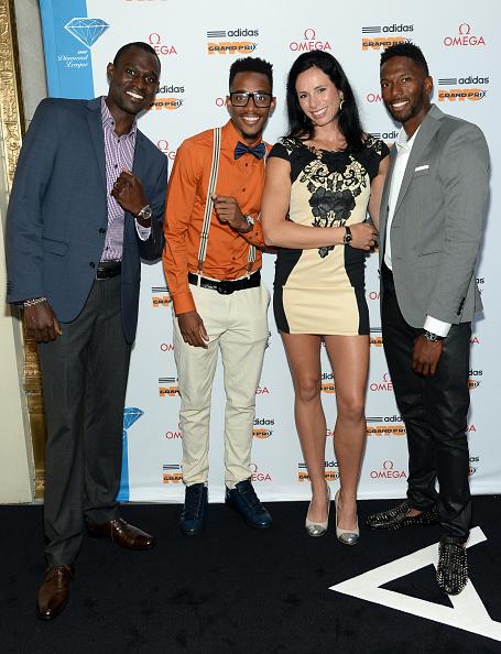 モータースポーツ グランプリ「Adidas Grand Prix Celebration At OMEGA Fifth Avenue Boutique」:写真・画像(18)[壁紙.com]
