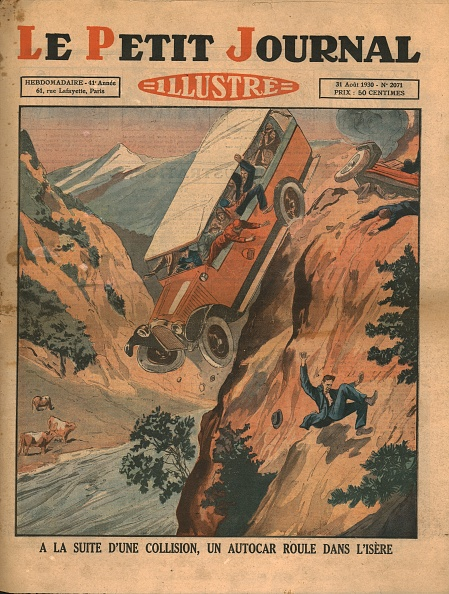 Physical Geography「A Vehicle Falls Into The River Isere After An Accident」:写真・画像(18)[壁紙.com]