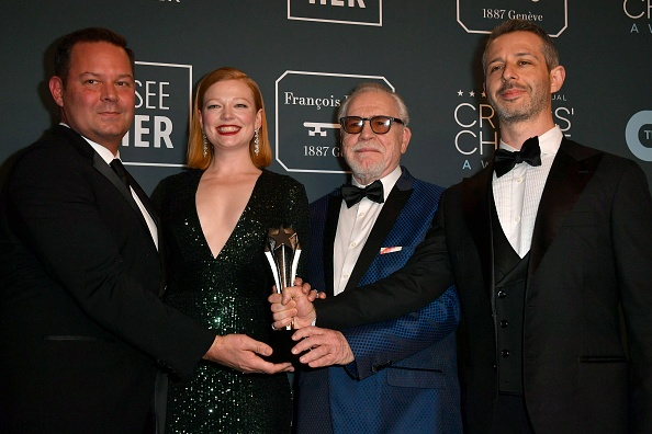 Continuity「25th Annual Critics' Choice Awards - Press Room」:写真・画像(14)[壁紙.com]