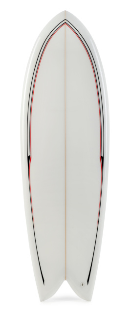 Surf「Surfboard Isolated on White」:スマホ壁紙(7)