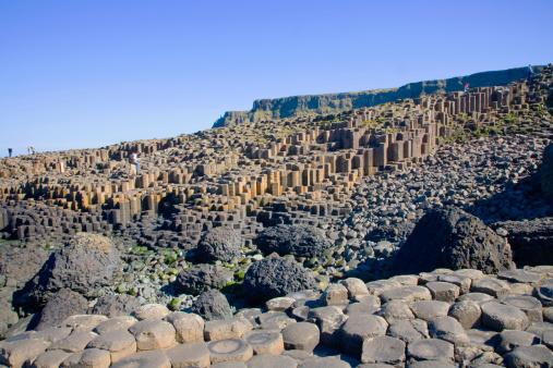 Basalt「Giant's Causeway, Ireland」:スマホ壁紙(3)