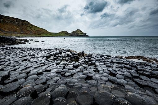 Basalt「giant's causeway, ireland」:スマホ壁紙(17)