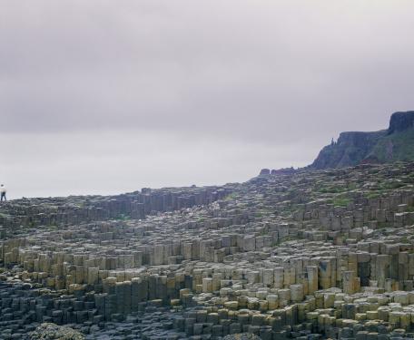 Basalt「Giant's Causeway, Northern Ireland」:スマホ壁紙(17)