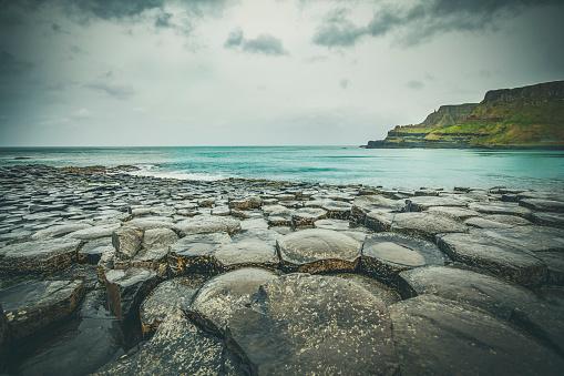 Basalt「giants causeway, northern ireland」:スマホ壁紙(17)