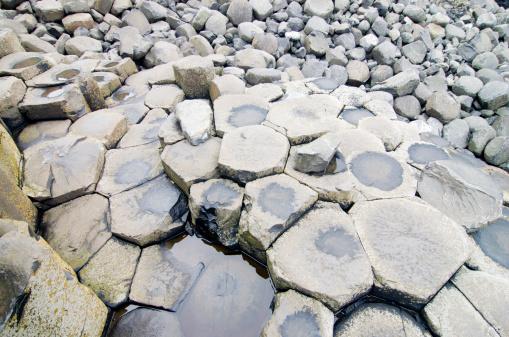 Basalt「Giant's Causeway (Northern Ireland)」:スマホ壁紙(10)