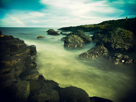 Irish Sea「Giants Causeway」:スマホ壁紙(6)