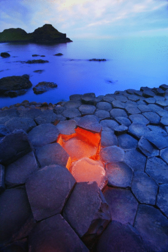 Basalt「Giant's Causeway」:スマホ壁紙(13)