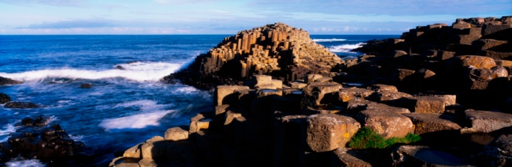 Basalt「Giant's Causeway, County Antrim, Ireland」:スマホ壁紙(1)