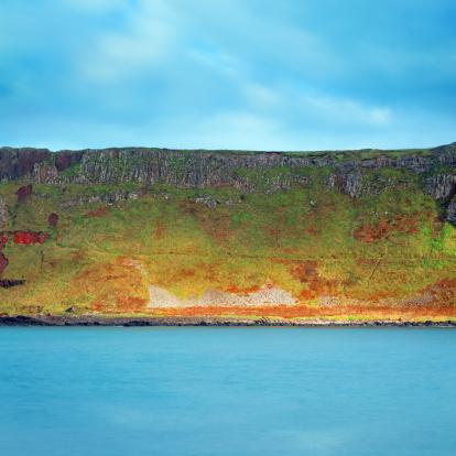 Basalt「Giant's Causeway Cliffs」:スマホ壁紙(16)