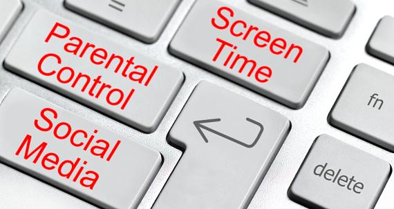Teenager「Screen time keyboard」:スマホ壁紙(9)