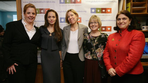 Methodist「Angelina Jolie Launches Global Action For Children」:写真・画像(13)[壁紙.com]