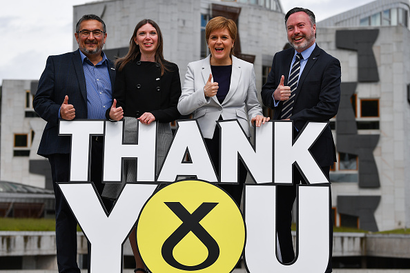 J R Smith「First Minister Sturgeon Joins New SNP MEPs」:写真・画像(19)[壁紙.com]