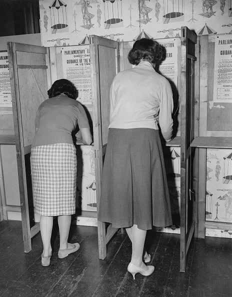 Only Women「1959 General Election」:写真・画像(18)[壁紙.com]