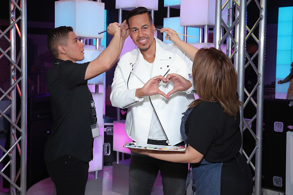 USA「Romeo Santos Meets 'Imitadora' Wax Figure at Opening of Madame Tussauds New York's Latin Music Experience, Sabor Latino」:写真・画像(0)[壁紙.com]