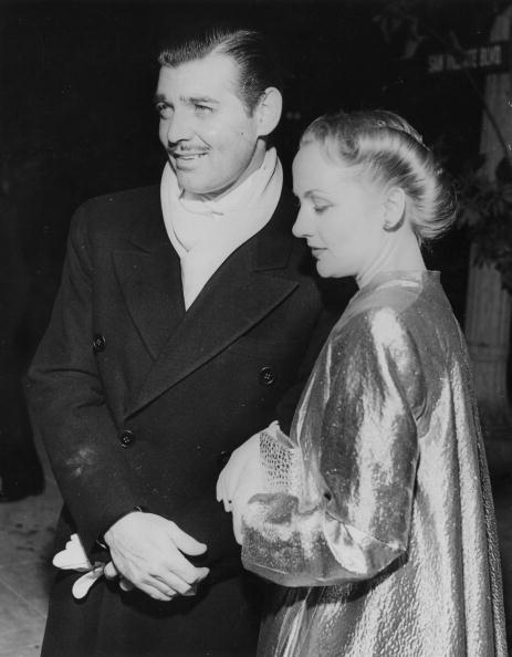 Actress「Gable And Lombard」:写真・画像(4)[壁紙.com]