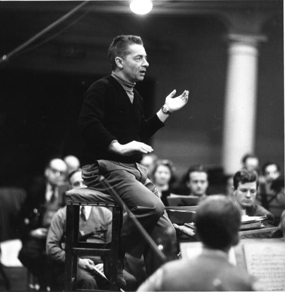 Musical Conductor「Karajan Rehearsing」:写真・画像(6)[壁紙.com]