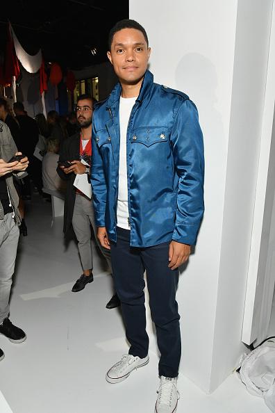 Dia Dipasupil「Calvin Klein Collection - Front Row - September 2017 - New York Fashion Week」:写真・画像(11)[壁紙.com]