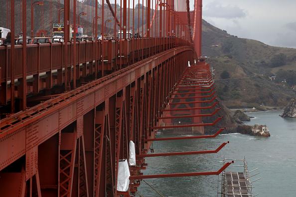 Suicide「Installation Of Golden Gate Bridge Suicide Net Two Years Behind Schedule」:写真・画像(14)[壁紙.com]
