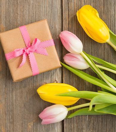 母の日「Present for Mothers Day」:スマホ壁紙(9)