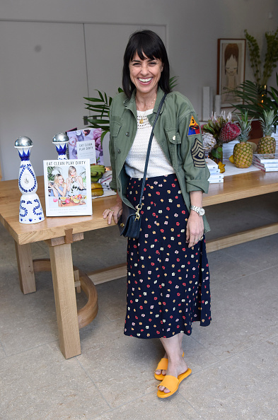 "Military Style「Sakara Life + Rothy's Celebrate ""Eat Clean Play Dirty"" Cookbook Launch」:写真・画像(9)[壁紙.com]"