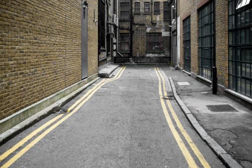Brick Wall「London life」:スマホ壁紙(11)