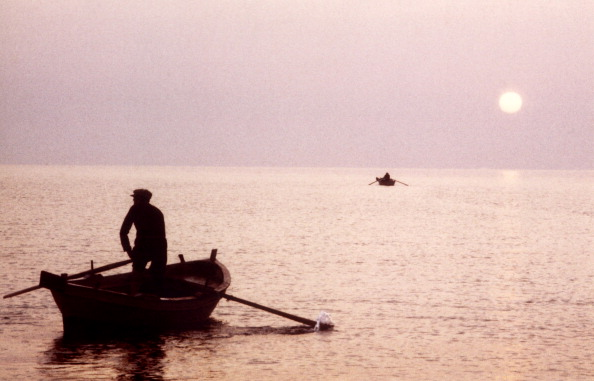 Tranquility「Corfu Fishing Boats」:写真・画像(17)[壁紙.com]