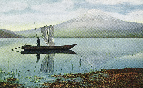 Mount Fuji「View Of Mount Fuji」:写真・画像(12)[壁紙.com]
