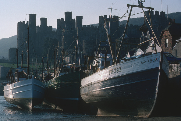 Conwy「Conwy Boats」:写真・画像(14)[壁紙.com]