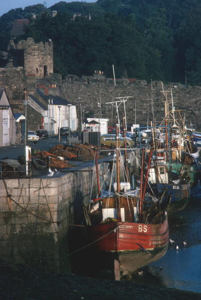 Conwy「Boats At Conwy」:写真・画像(13)[壁紙.com]