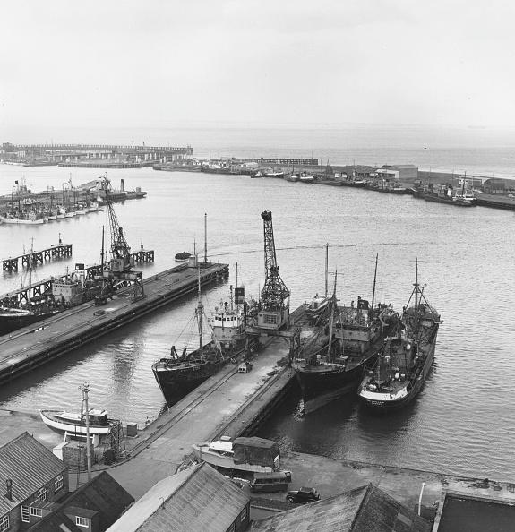 Construction Machinery「Grimsby Docks」:写真・画像(6)[壁紙.com]