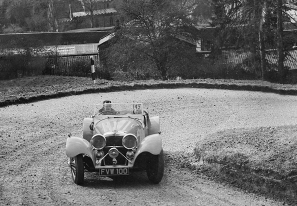 Curve「SS Jaguar 100 20 Hp Vehicle Reg」:写真・画像(7)[壁紙.com]