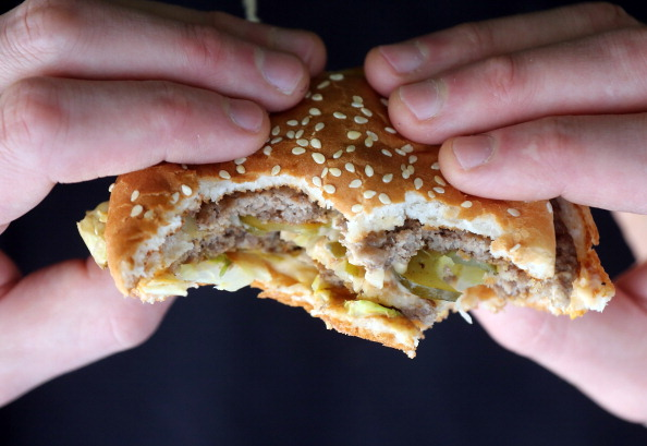 Fast Food「Government Backs TV Adverts To Promote Healthier Eating」:写真・画像(10)[壁紙.com]