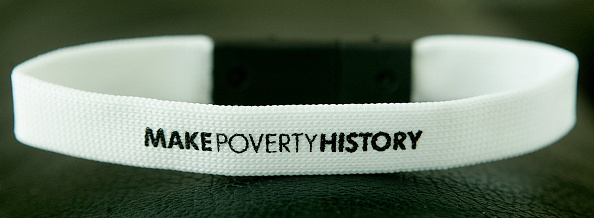 Oxfam「Make Poverty History - Wristband」:写真・画像(17)[壁紙.com]