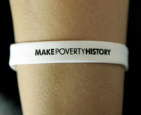 Oxfam「Make Poverty History - Wristband」:写真・画像(18)[壁紙.com]