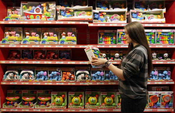 Toy「Hamleys Prepare For Last Wave Of Christmas Shoppers」:写真・画像(6)[壁紙.com]