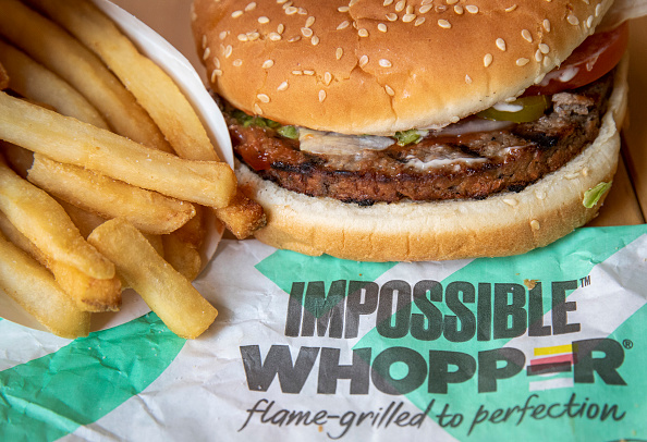 Vegetarian Food「Burger King Begins Selling Meatless Whopper Across U.S.」:写真・画像(6)[壁紙.com]