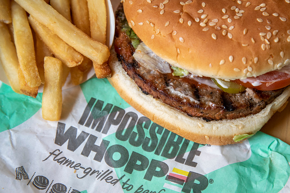 Vegetarian Food「Burger King Begins Selling Meatless Whopper Across U.S.」:写真・画像(9)[壁紙.com]