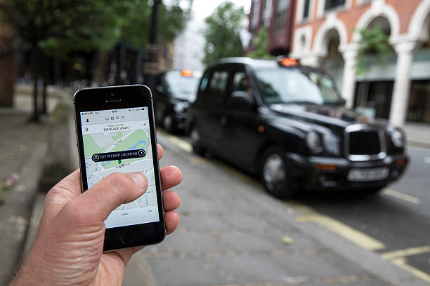 London Black Cab Drivers To Protest Over Uber Taxis:ニュース(壁紙.com)