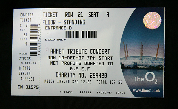 ポップコンサート「Led Zeppelin Concert At O2 Arena - Crowds Wait In Line」:写真・画像(15)[壁紙.com]