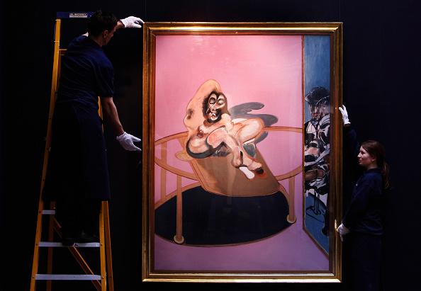 アート「Sothebys Hold Record Breaking Contemporary Art Sale」:写真・画像(13)[壁紙.com]