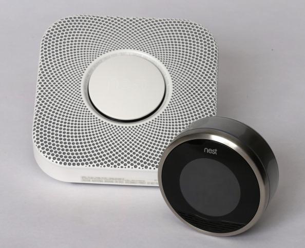 Smoke Detector「Google To Buy Smart Thermostat Maker Nest For 3.2 Billion」:写真・画像(4)[壁紙.com]