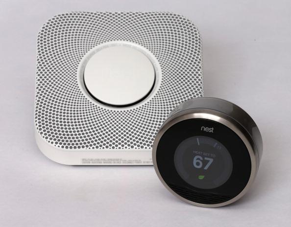 Smoke Detector「Google To Buy Smart Thermostat Maker Nest For 3.2 Billion」:写真・画像(14)[壁紙.com]