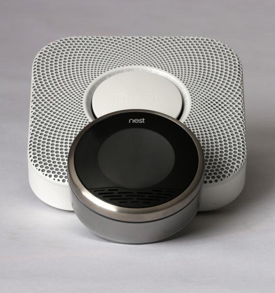 Smoke Detector「Google To Buy Smart Thermostat Maker Nest For 3.2 Billion」:写真・画像(11)[壁紙.com]