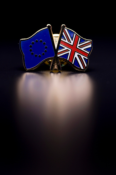 Brexit「EU Referendum - Signage And Symbols」:写真・画像(15)[壁紙.com]