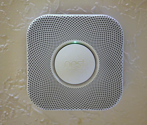 Smoke Detector「Google To Buy Smart Thermostat Maker Nest For 3.2 Billion」:写真・画像(8)[壁紙.com]