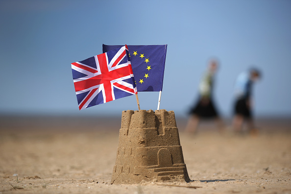 UK「EU Referendum - Signage And Symbols」:写真・画像(8)[壁紙.com]