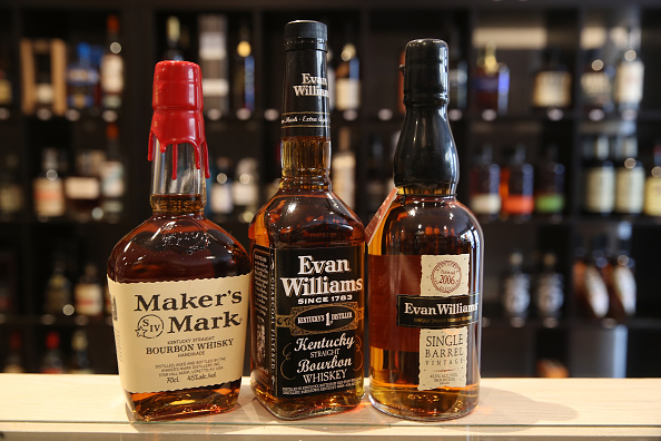 Alcohol「Tariffs Tiff Between Trump And EU Intensifies」:写真・画像(6)[壁紙.com]