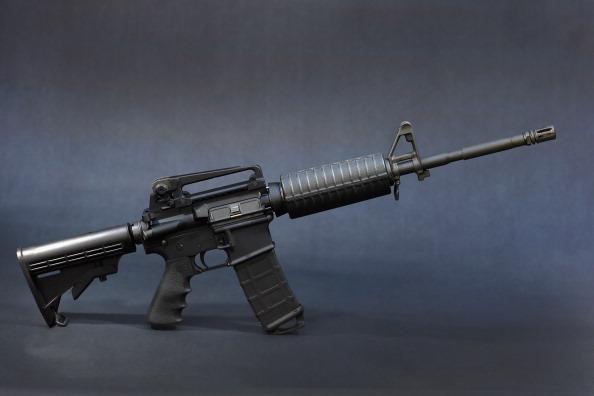 Rifle「U.S. Gun Sales Reach Record Levels In 2012」:写真・画像(10)[壁紙.com]